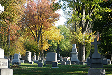 Elmwood Historic Cemetery Fall Tours